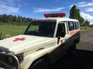 ambulance kilu ufi