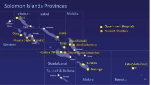 All Hospitals Solomon Islands