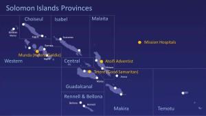 Mission Hospitals Solomon Islands