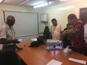 laparoscopic trainer