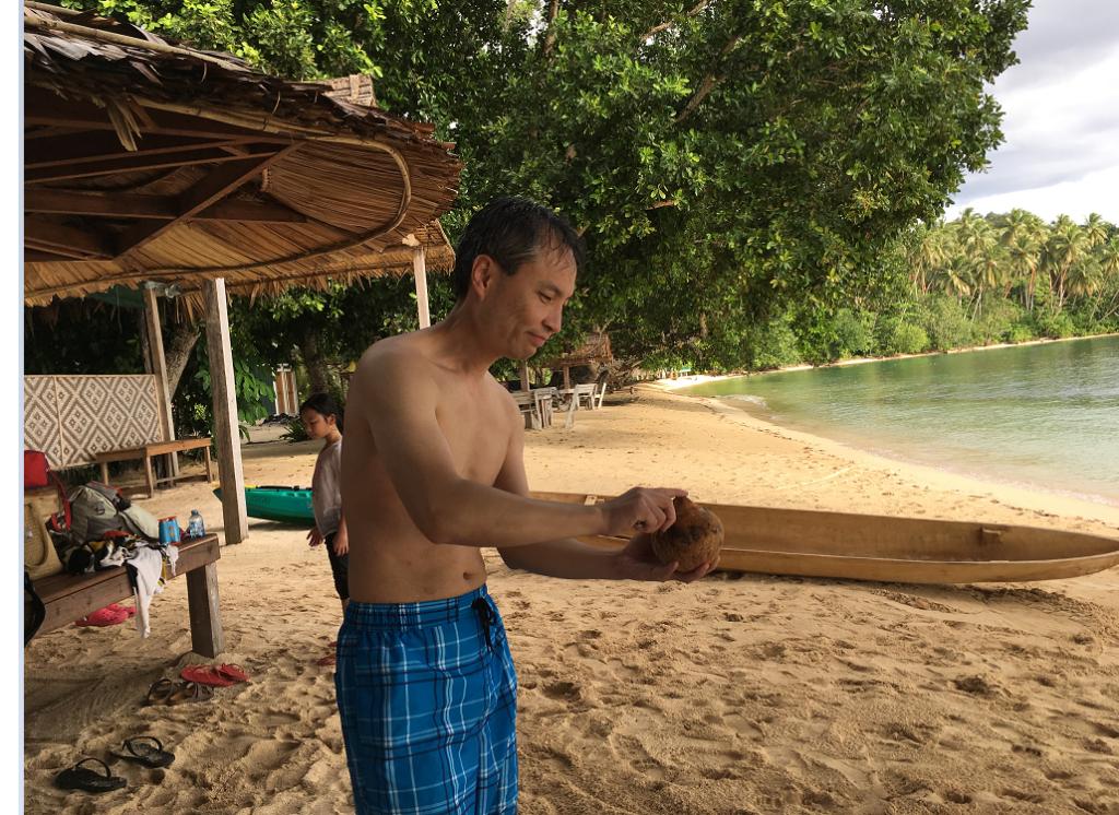 Dr Alan Tong DAISI volunteer