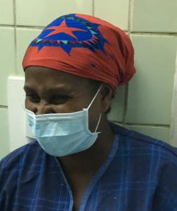 Rilence Vava - scrub nurse