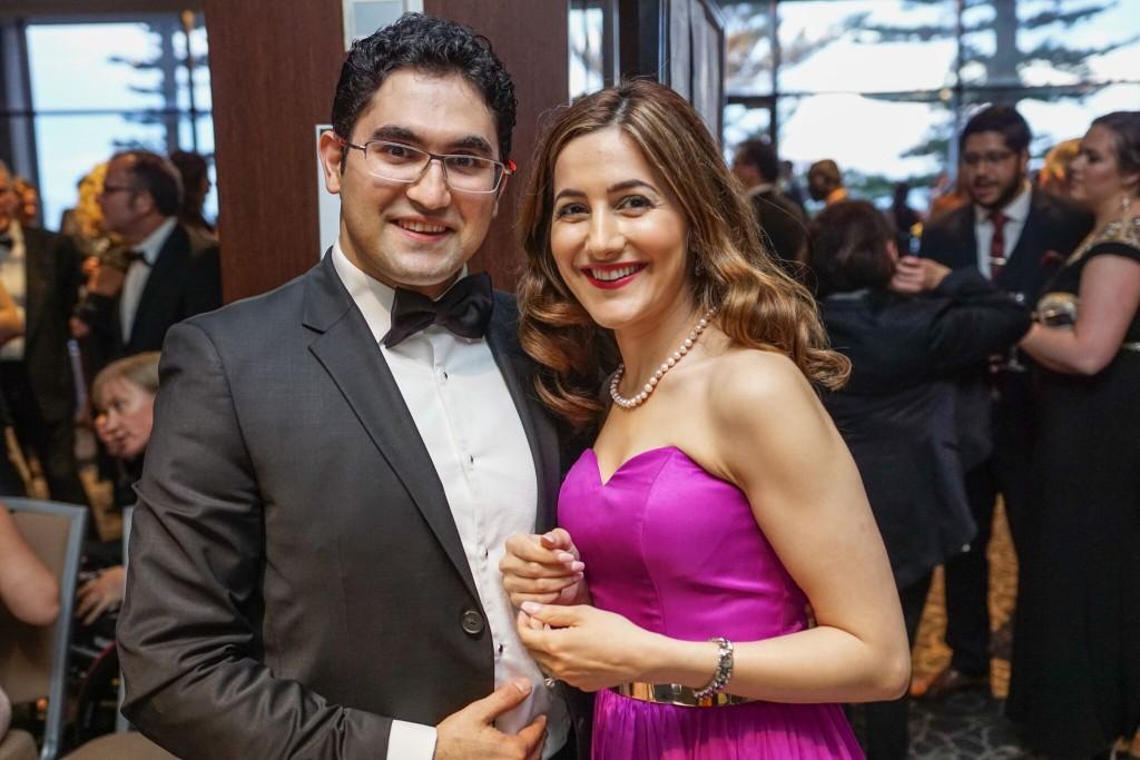 Dr Sepehr Lajevardi and Nili Hali