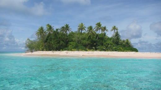 Motu island