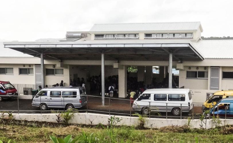 vila central hospital