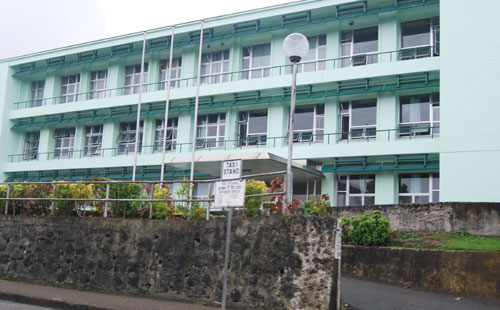 colonial war memorial hospital, suva