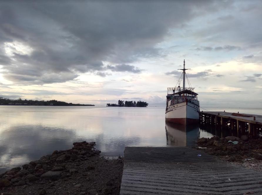 ferry to honiara